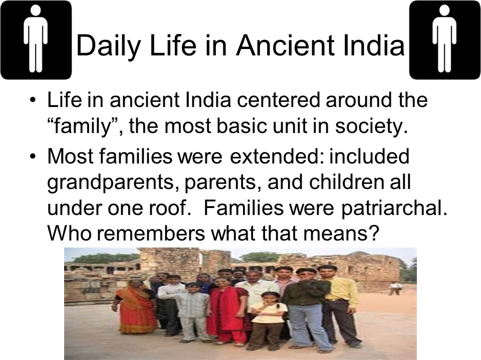 daily life and lifestyles male female roles Women took care of the daily needs of their families men interpreted this as women serving them in grave scenes of the old and middle kingdoms wives are often depicted in subservient roles, baking bread, making beer.