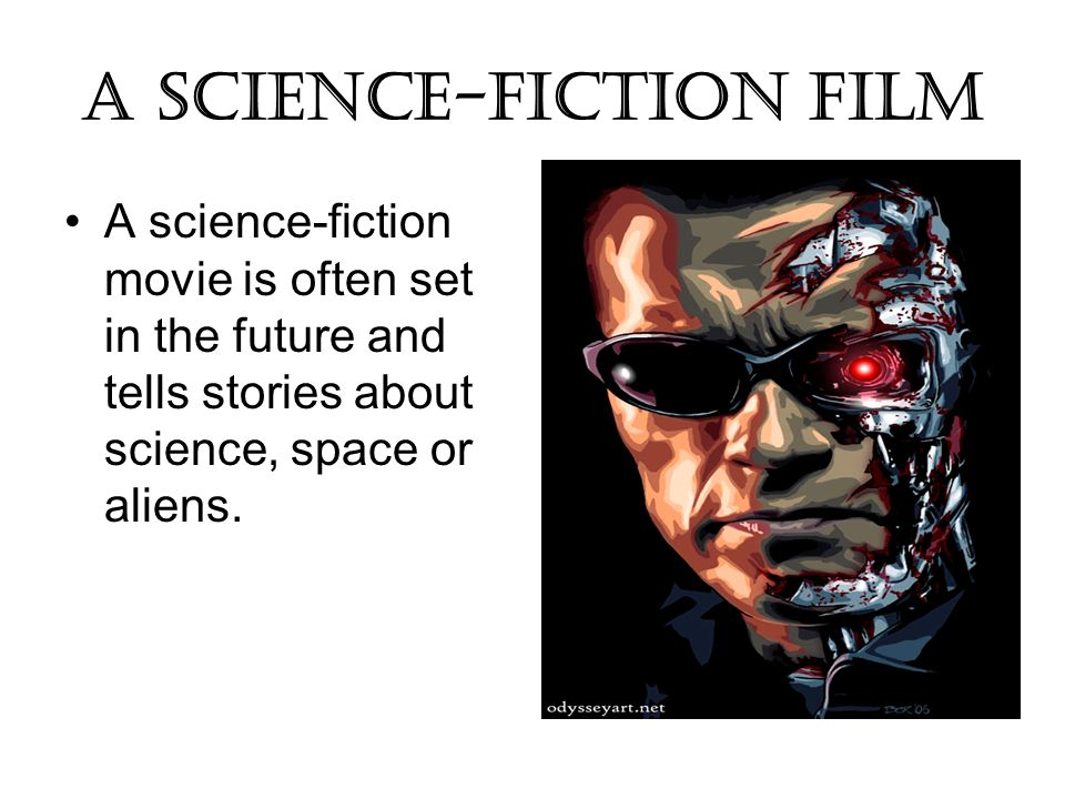 A Science-Fiction Film