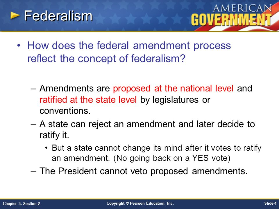 Chapter 3 The Constitution Section Ppt Video Online Download