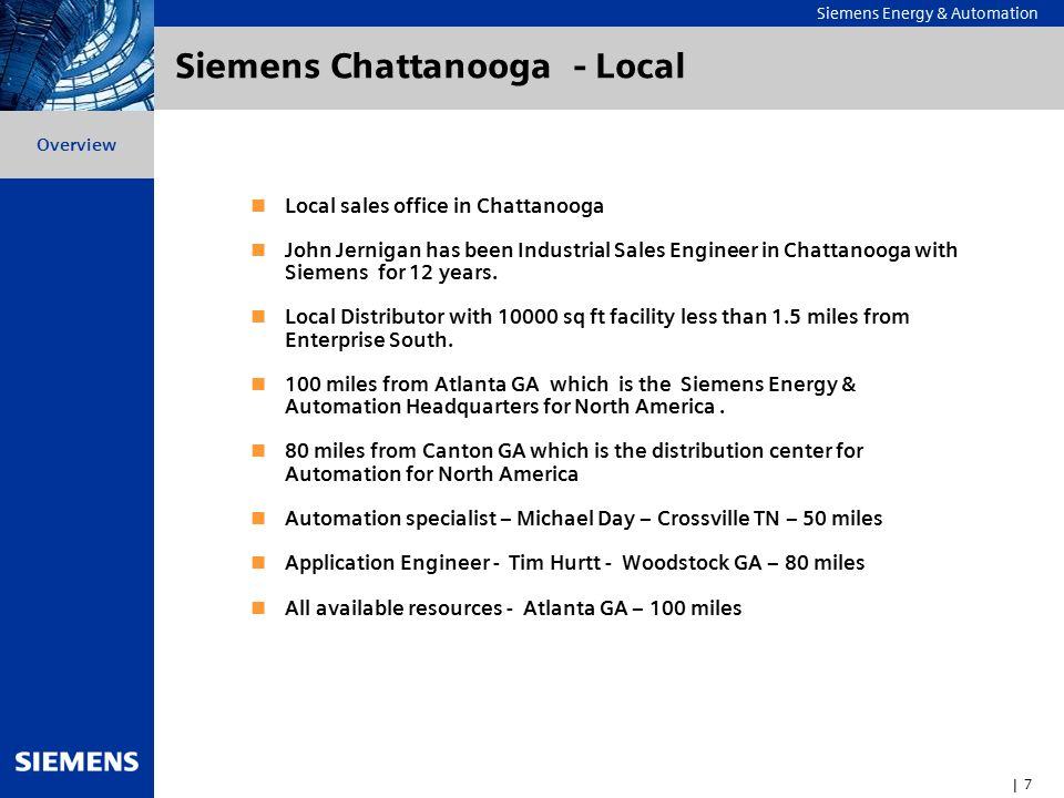 Vw Local Siemens Account Team Ppt Download