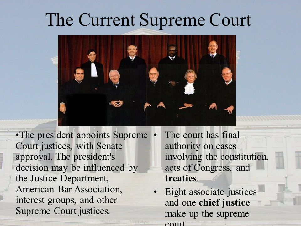 The Federal Court System - ppt download