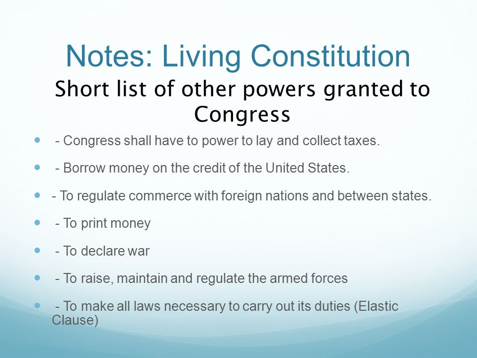 united states constitution study notes Use this summary of the united states constitution to learn about article 1 of the  constitution this is the first of five articles dealing with study of.