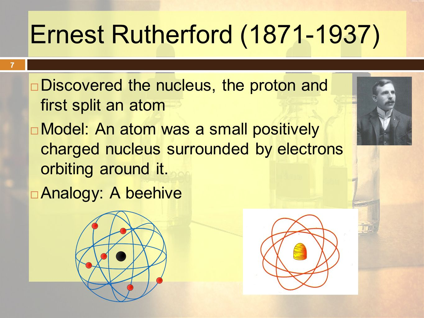 History And Structure Of The Atom Ppt Video Online Download