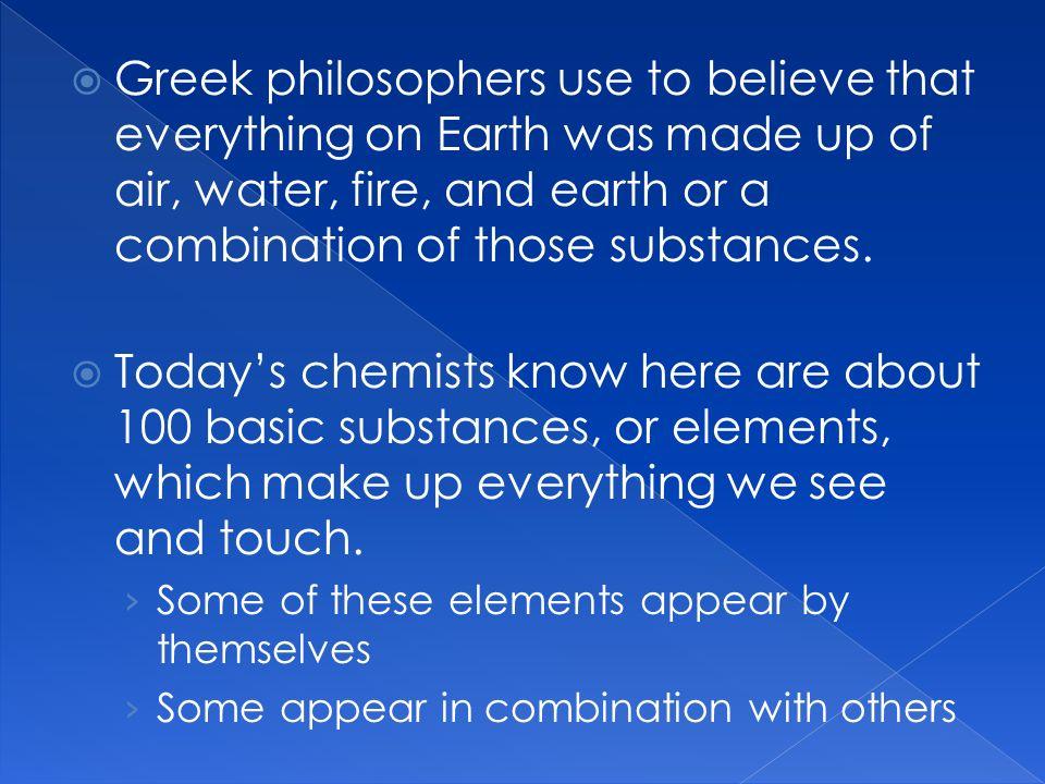 3 Greek Philosophers ...