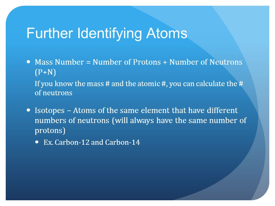 Chapter 17 Properties Of Atoms And The Periodic Table Ppt Video