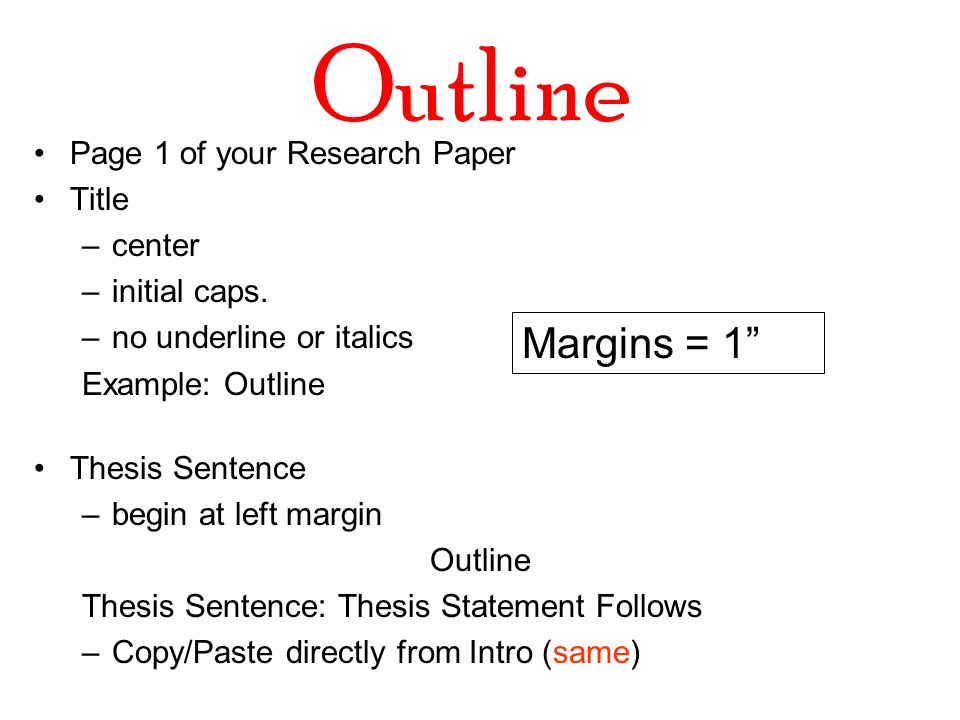 What Are the Margins for Typing an Essay?