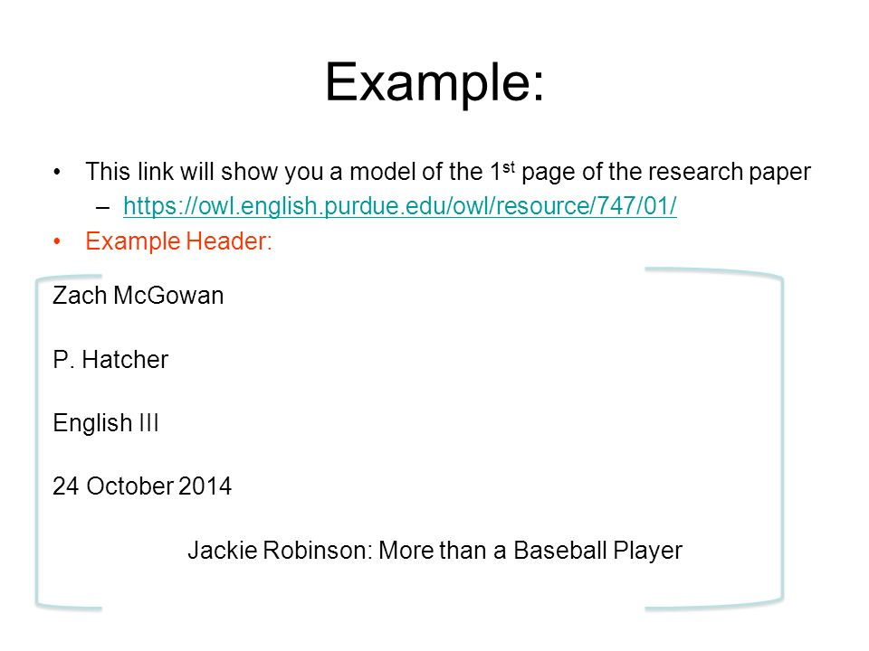 1st research paper