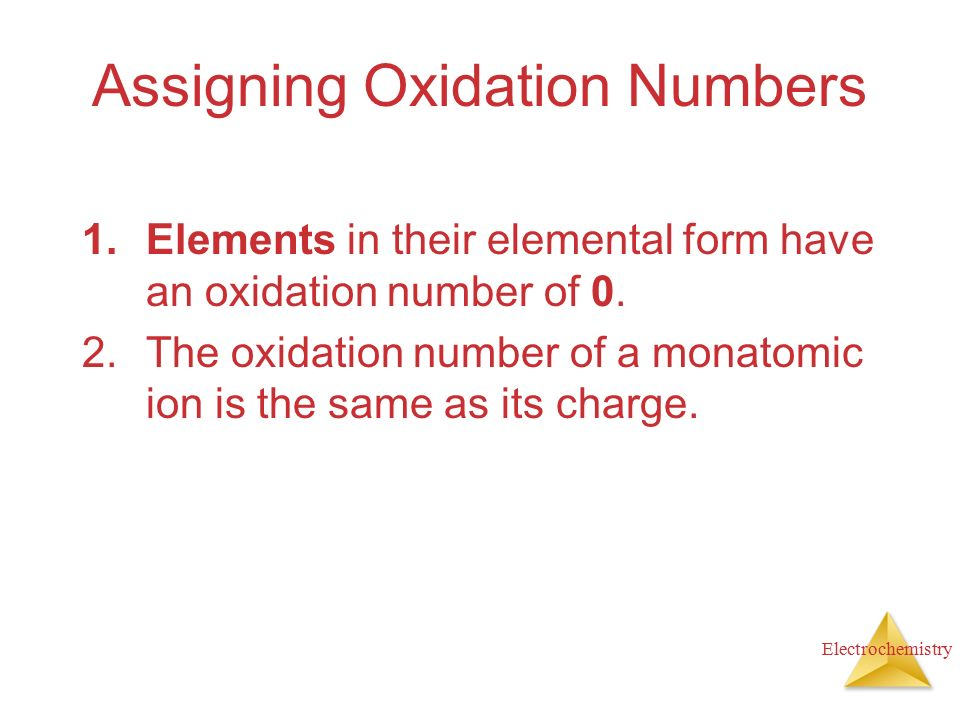 assign oxidation selection towards h2o2