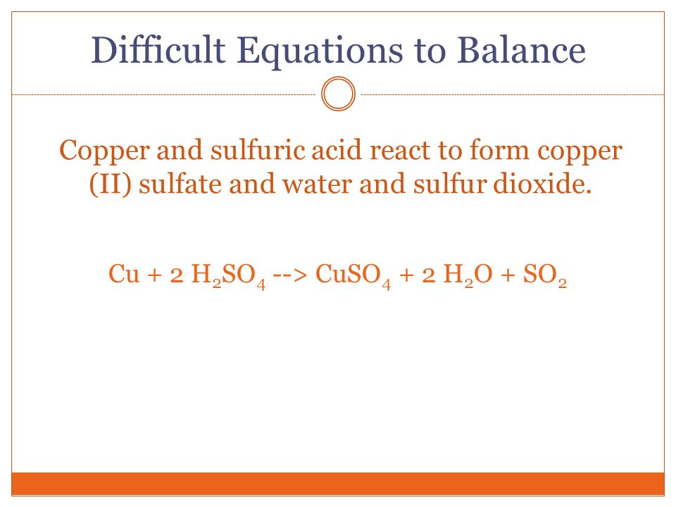 conductivity of solutions...