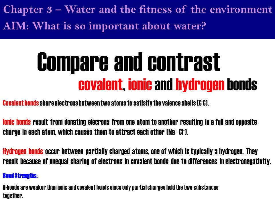 difference between ionic and covalent bonds pdf