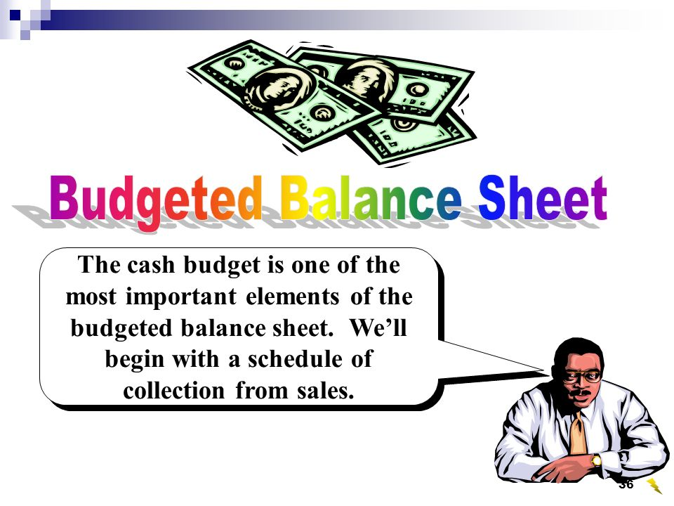 the importance of the sales budget A sales budget is important because it helps the company determine how much revenue it's expected to make on a product, how much the expenses will be and how many units will need to be produced for the period therefore, the sales budget serves as an important planning tool for the company overall .