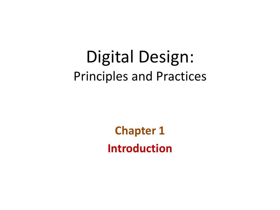 Digital Design Principles And Practices Ppt Video Online Download