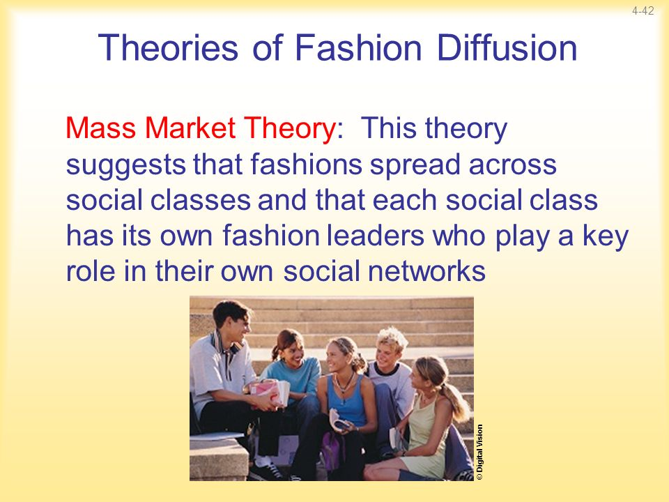 fashion cycle and theories What is the 'product life cycle' the product life cycle describes the period of time over which an item is developed, brought to market and eventually removed from the market the cycle is broken into four stages: introduction, growth, maturity and decline the idea of the product life cycle is used.