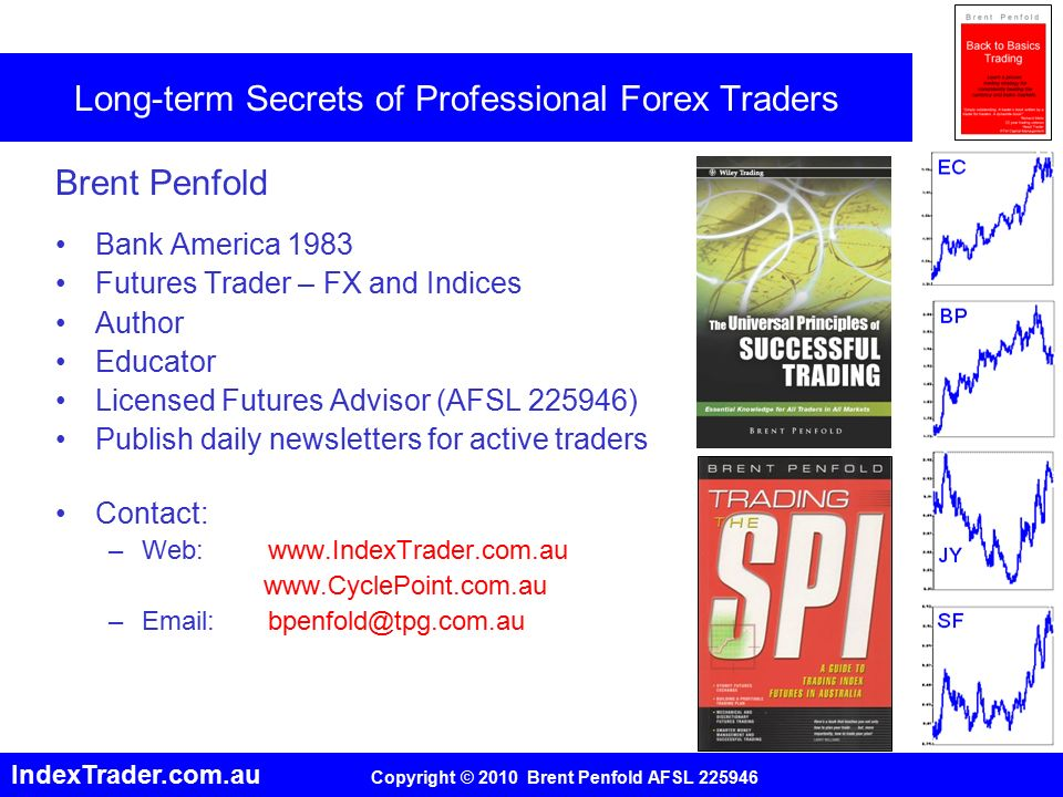 Long term forex trader