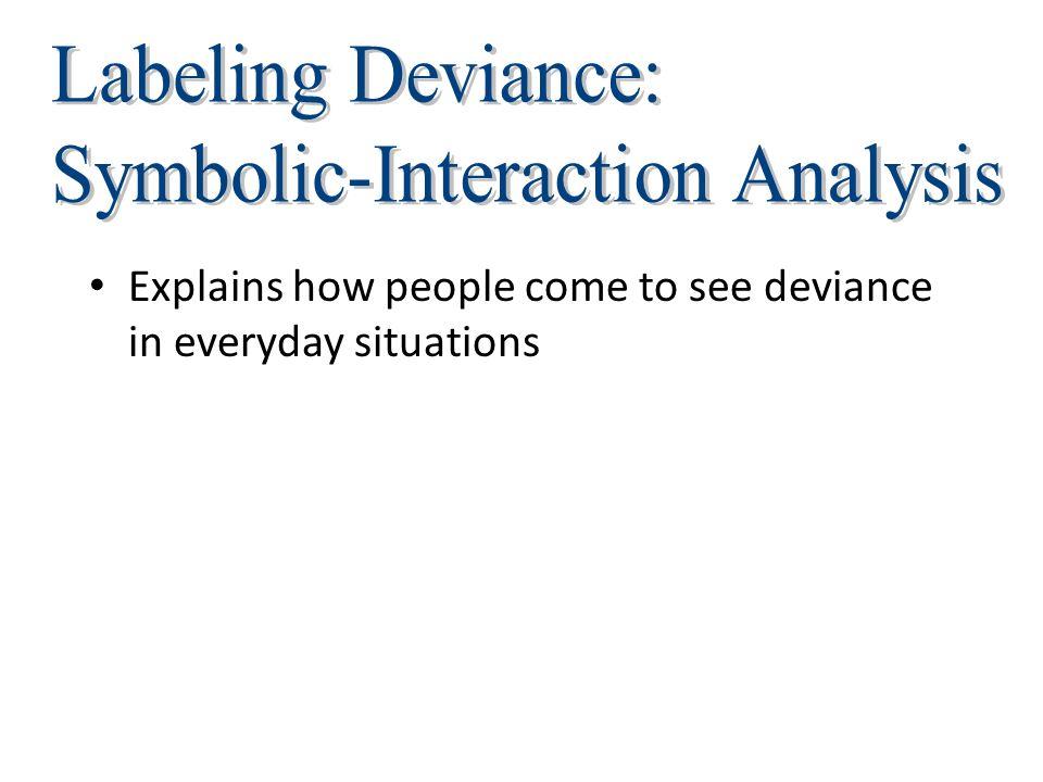 An Analysis Of Symbolic Interaction Custom Paper Academic Writing