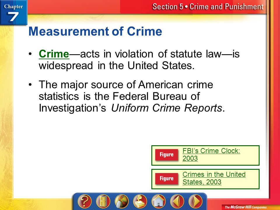 measurement of crime 41 this chapter discusses how crime is measured in australia and some issues  associated with producing national crime statistics it also considers the types.