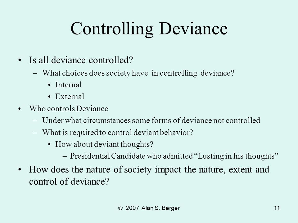 difference between crime and deviance pdf