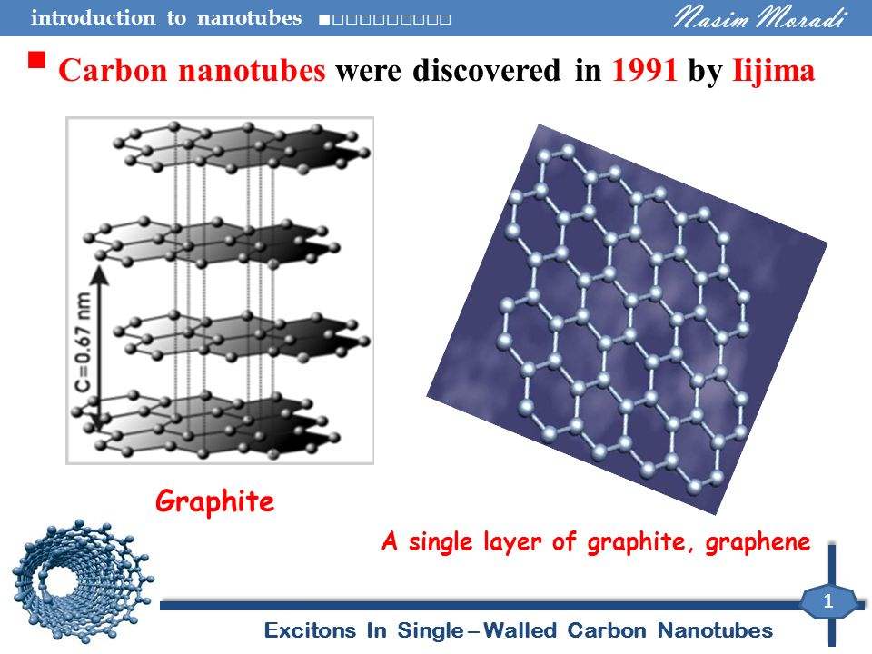 Excitons in Single Wal...