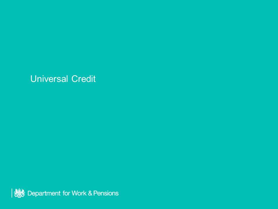 Universal Credit 16