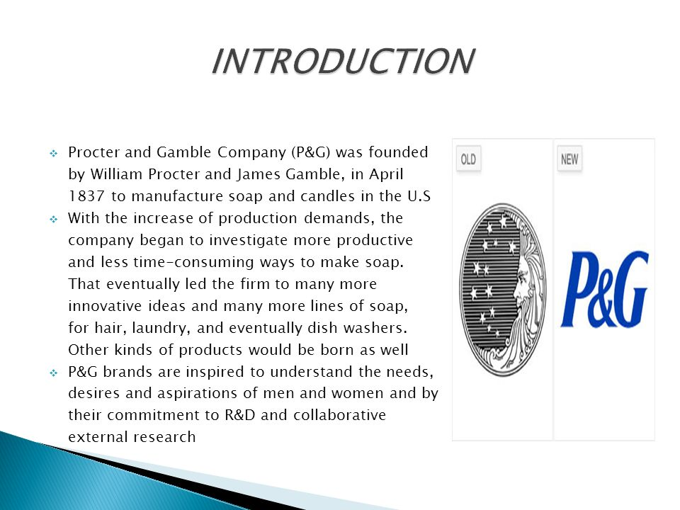 procter and gamble europe essay I introduction since the end of world war ii, business organizations in the united states are becoming closer together with businesses in the european region.
