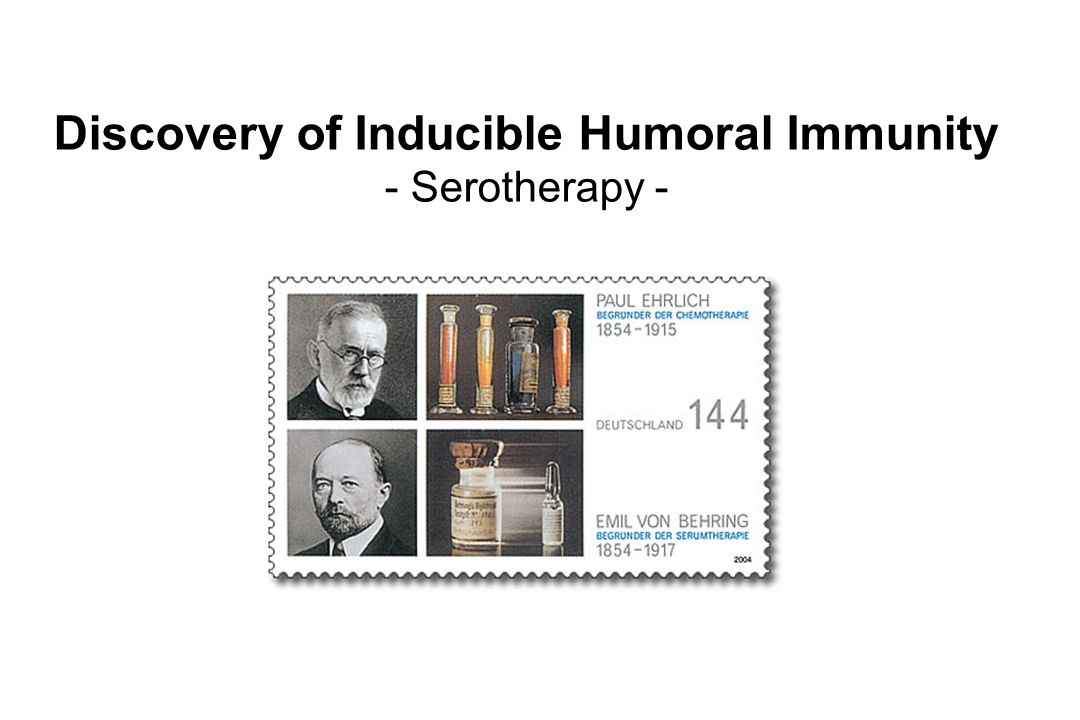 Discovery of Inducible Humoral Immunity