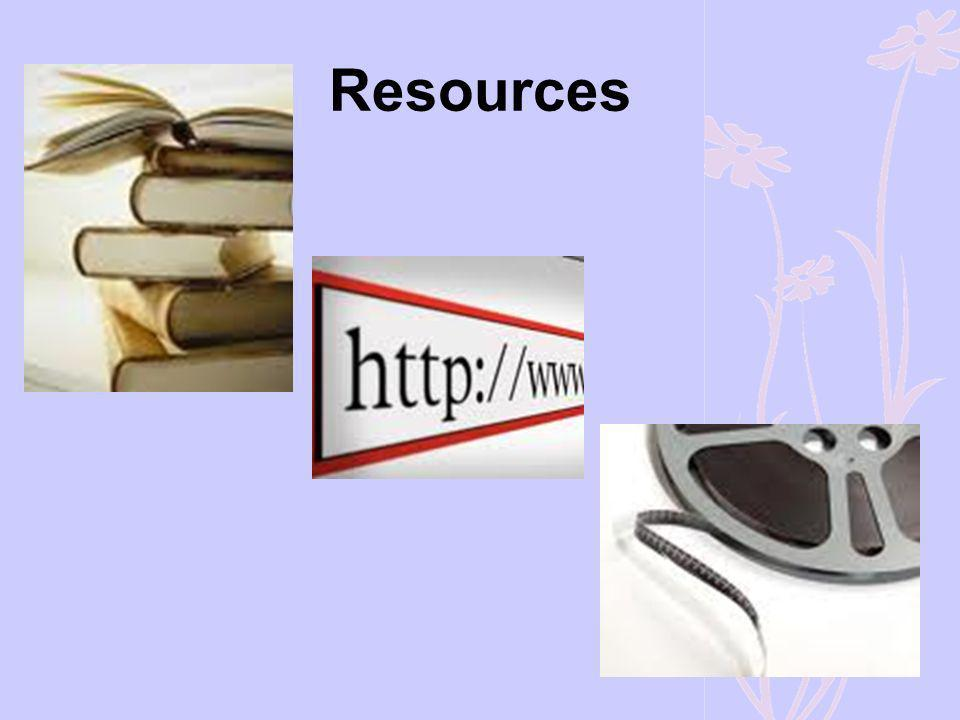 Resources For Teachers Publications Websites For Students Films