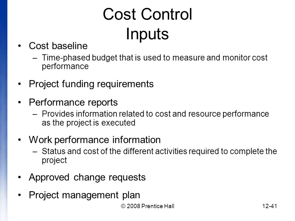 baseline project plan report Step 1: explain the project plan to key stakeholders and discuss step 1: explain the  during the execution of the project baseline management plans.