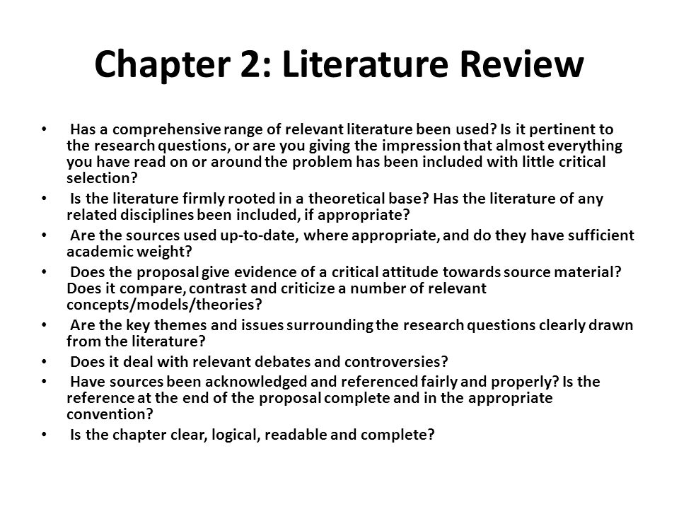 EDL751 Module 2 – Review of the Literature (Creswell 2009) Chapter 2