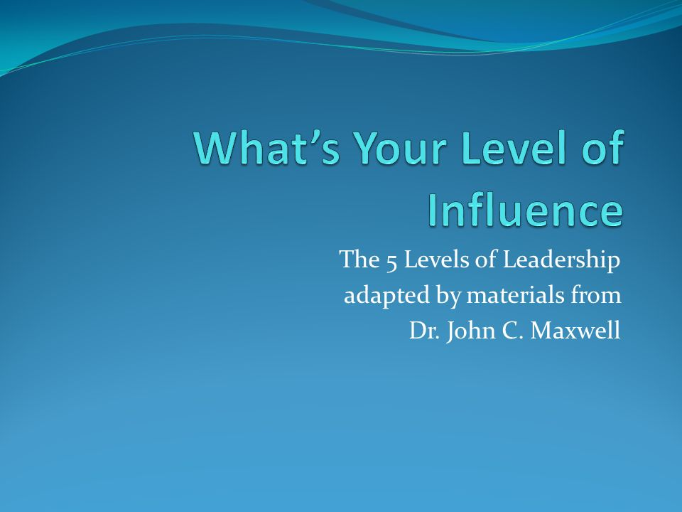 the 5 levels of leadership pdf download