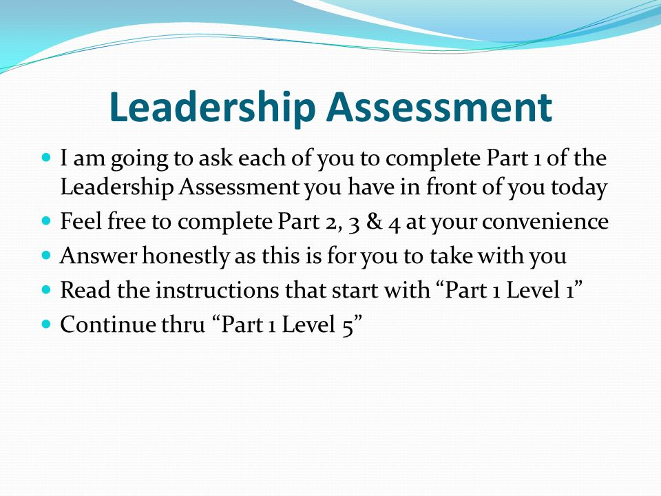 a summary and an evaluation of the 5 levels of leadership proven steps to maximize your potential a  The 5 levels of leadership: proven steps to maximize your potential by john c maxwell in djvu, fb3, rtf download e-book.