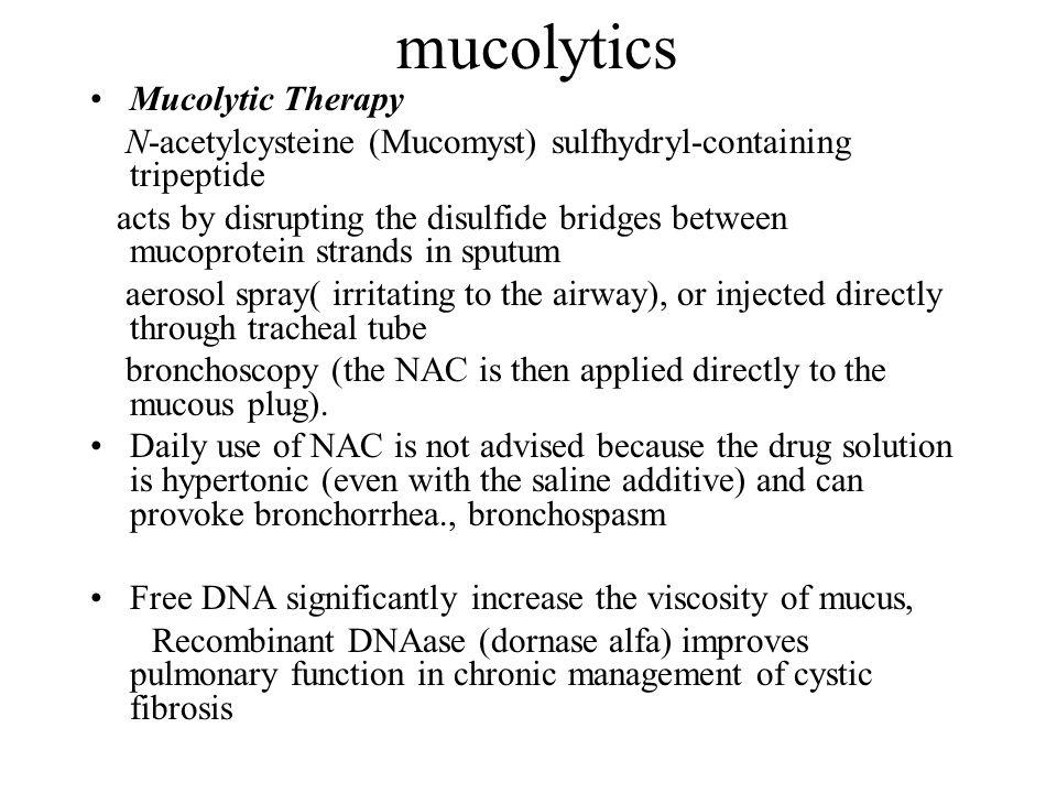 Acetylcystein Wirkung Anwendungsgebiete Nebenwirkungen