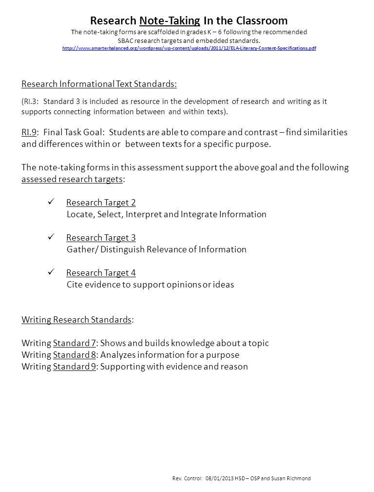 difference between note taking and note making pdf