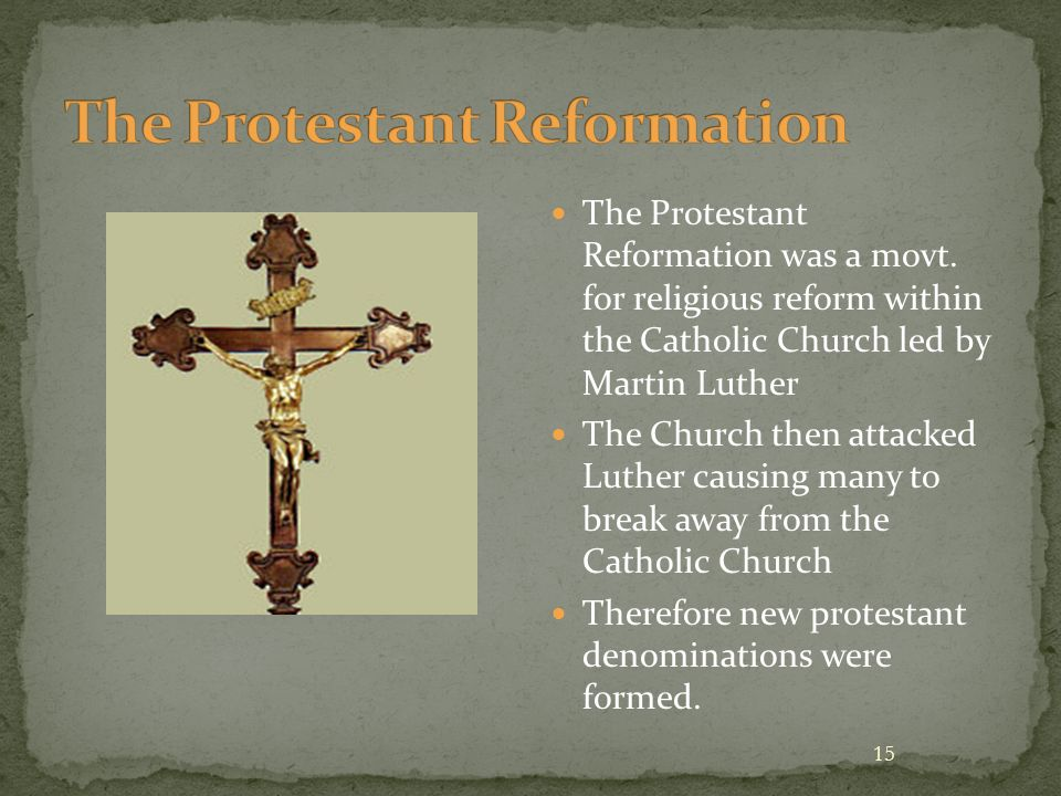 martin luther's break away from the Luther did not break away from rome he was, rather, driven out he was excommunicated after being called to retract calvin, who began writing nearly twenty years after, did not have to face the question of separation.