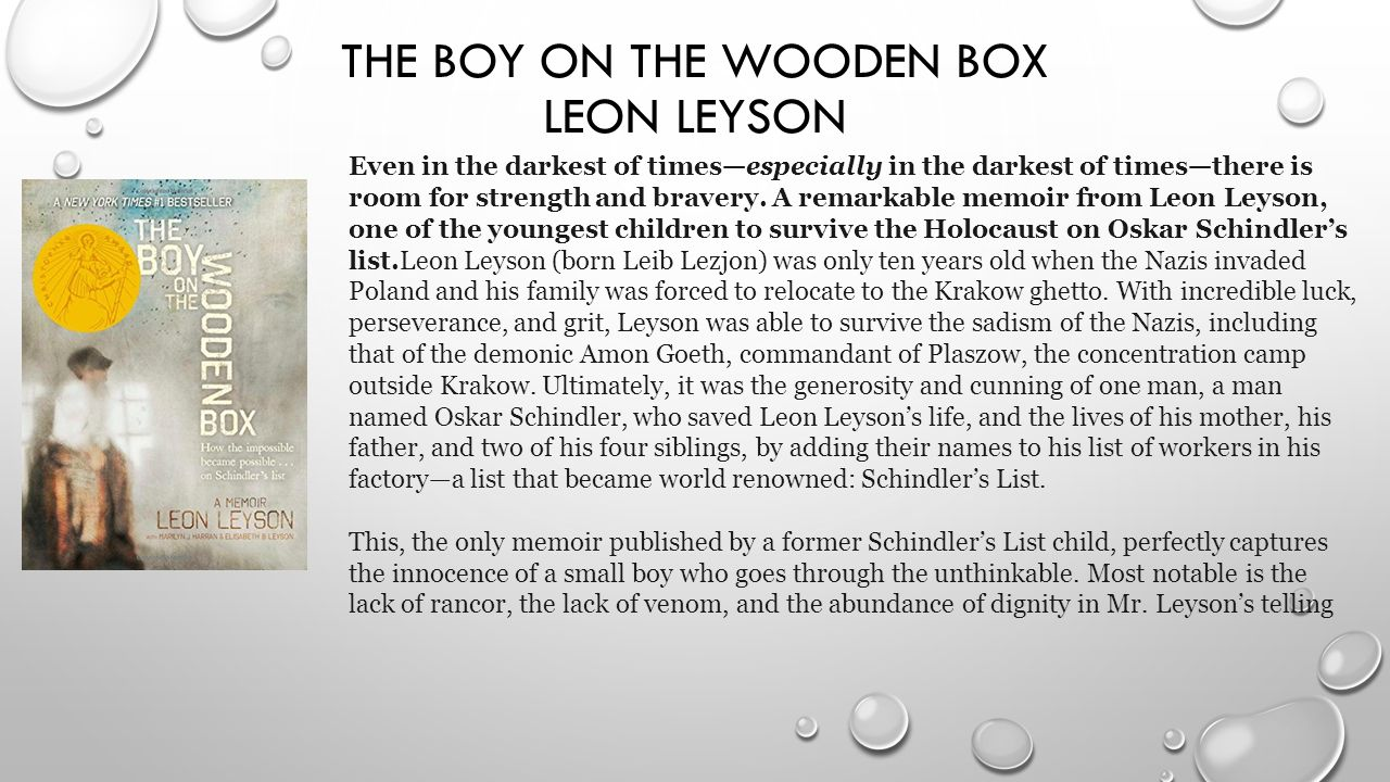 2 The Boy on the Wooden box ...  sc 1 st  SlidePlayer & Virginia Readers Choice - ppt download Aboutintivar.Com