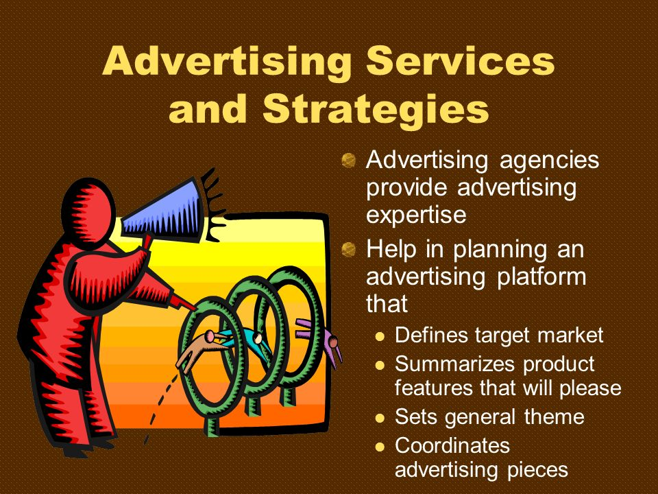 Advertising Services and Strategies