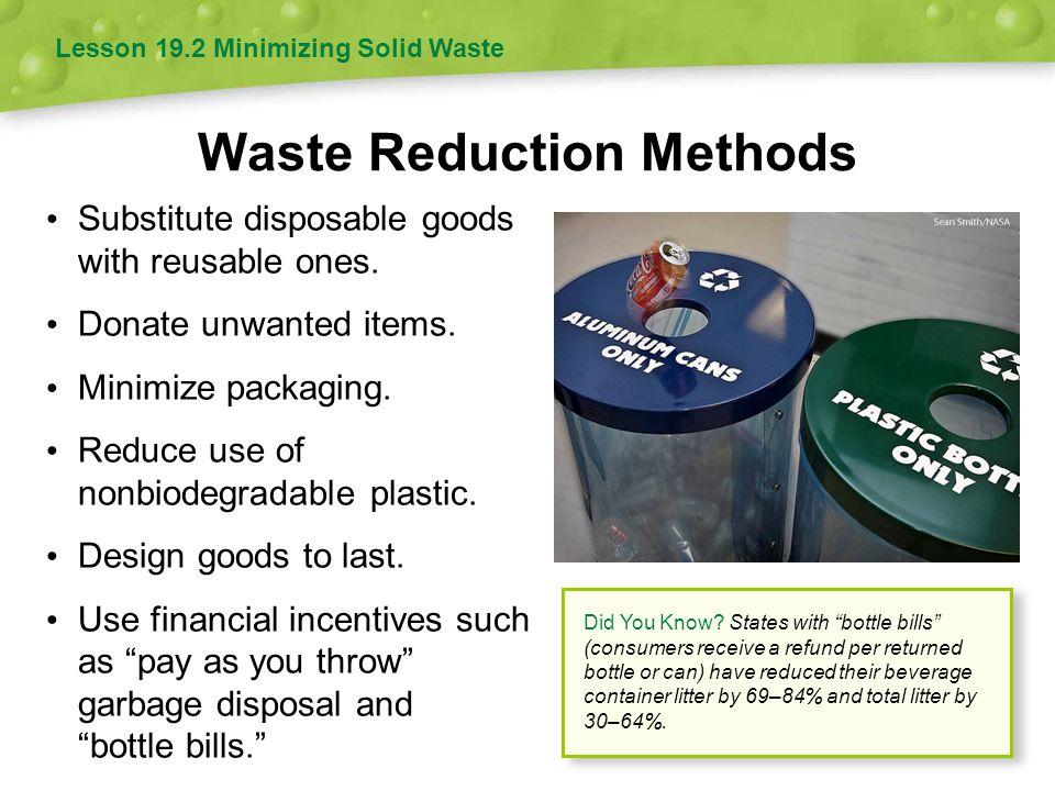 methods of disposal of plastic waste pdf