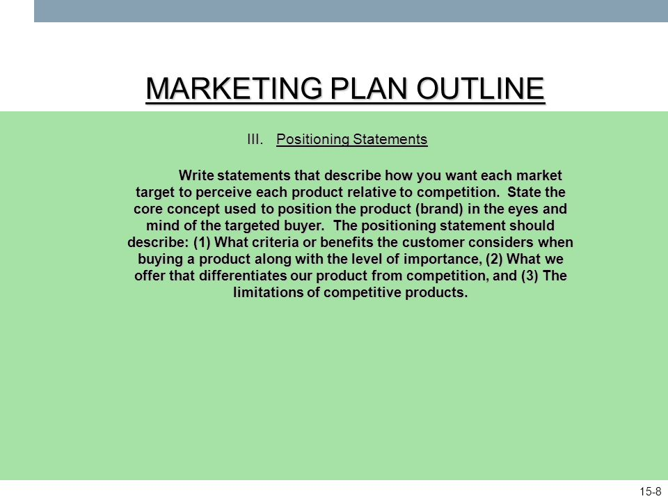 outline the relative strategic positions of Pricing strategy, including pricing objectives, pricing methods, and factors to  consider when  pricing is an important strategic issue because it is related to  product positioning  base the price on the effective value to the customer  relative to alternative products  there are several types of discounts, as  outlined below.