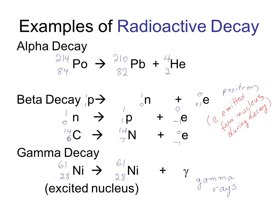 Intro to Nuclear Chemistry ppt video online download – Nuclear Decay Worksheet Answers
