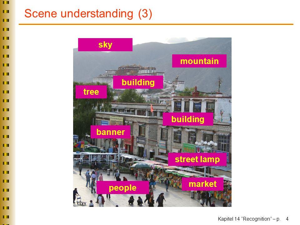 Scene understanding (3)