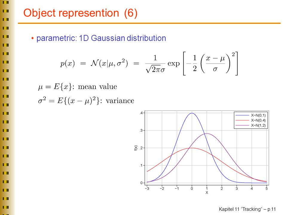 Object represention (6)