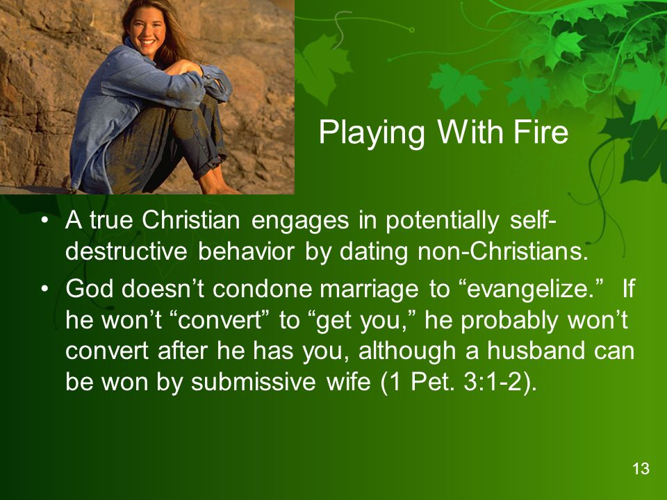 true christian dating