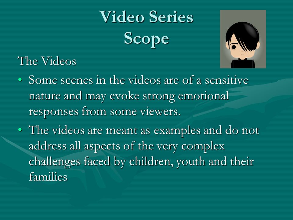 Video Series Scope The Videos