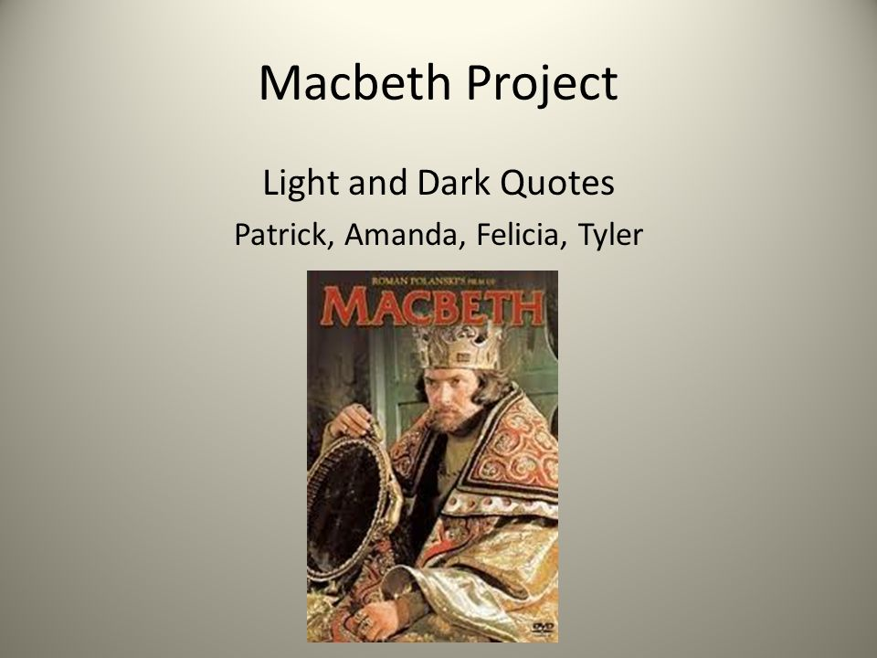 macbeth essay light dark View notes - macbeth essay outline from english 300 at r nelson snider   for example, what point is shakespeare making by contrasting light with dark.