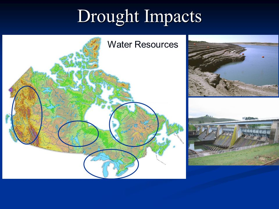 Drought Impacts Water Resources