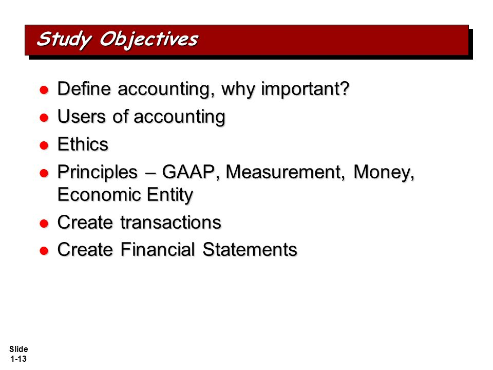 Why Is GAAP Important to Financial Statements?