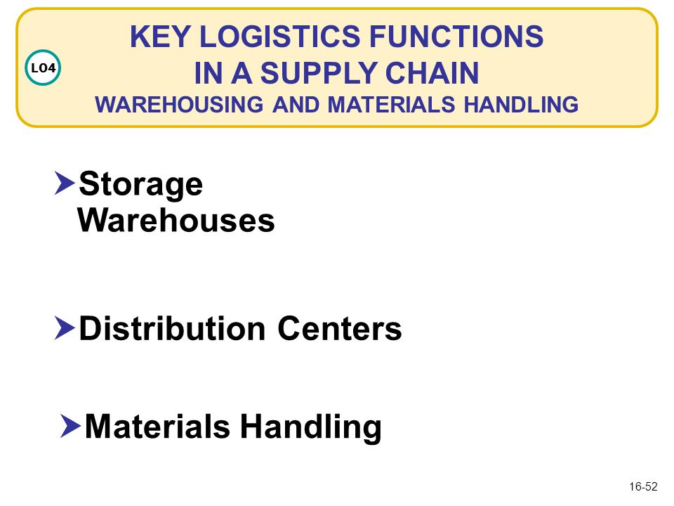 key logistics function Logistics management is the governance of supply chain management functions that helps organizations plan, manage and implement processes to move and store goods.