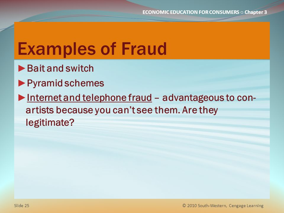 41 Types of Fraud and How to Detect and Prevent Them