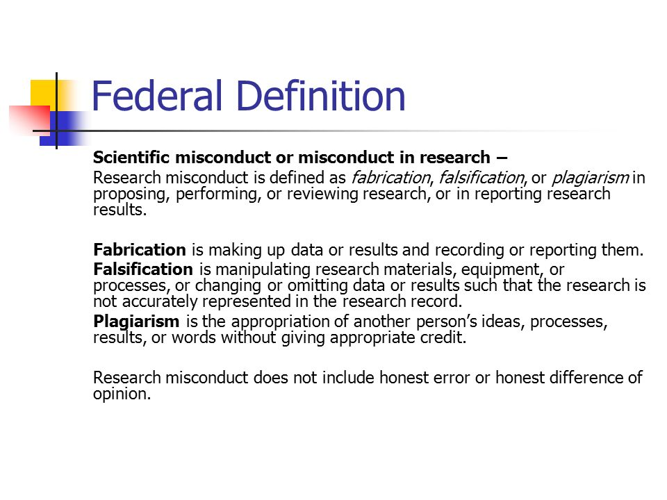 the definition of science and the responsibilities of a scientist