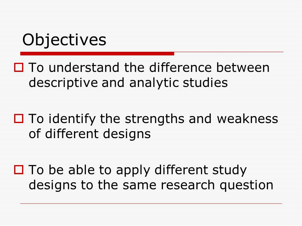 strengths and weaknesses of a research study According to saunders et al (2009), research methodology serves as the backbone of a research study quantitative research's main purpose is the quantification of the data it allows generalisations of the results by measuring the views and responses of the sample population every research.