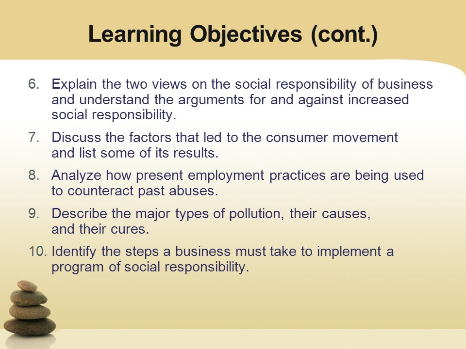 Causes of increased corporate social responsibility